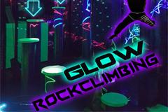 GLOW ROCK CLIMBING